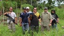 Croczilla, le monstre des Philippines Voir la fiche programme