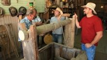 Wild West Antique Hunters show