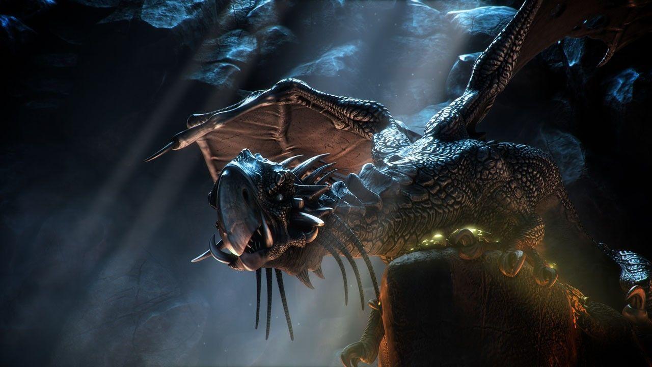 Dragon Fights Photos - Dragon Wars: Fire and Fury ...  Dragon Wars Dragon