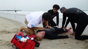Shark Attack Victims photo
