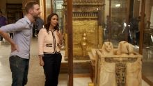 King Tut Discoveries show