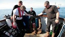 El hundimiento del Lusitania Serie