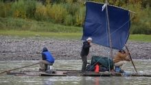 300 kilométer a Yukonon film