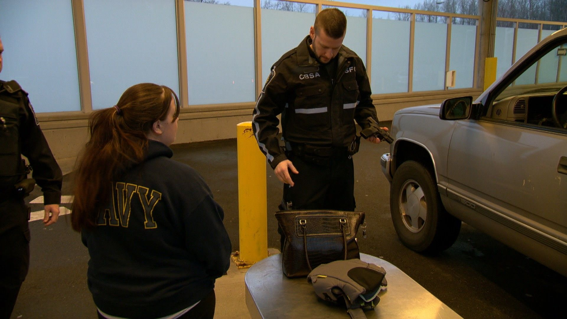 border security With corey feldman follow the work of the men and women who protect canada's borders.