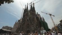 Sagrada Familia SAYFAYA GİT