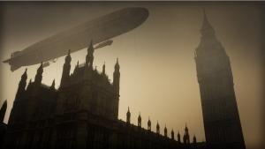 Engineering a Zeppelin photo