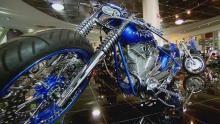 Motorcykel Mesterværker Program