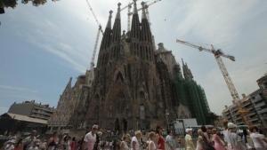 Sagrada Familia fotó
