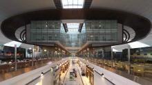 مطار دبي الدولي برنامج