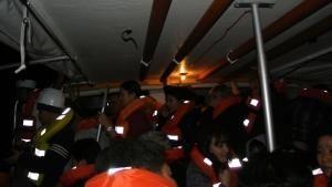 Costa Concordia fotoğraf