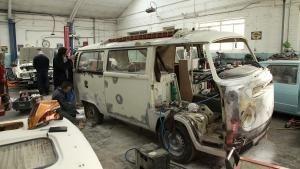 Remodelado de coches foto