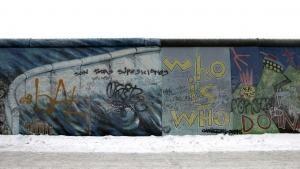Το Τείχος του Βερολίνου PHOTO