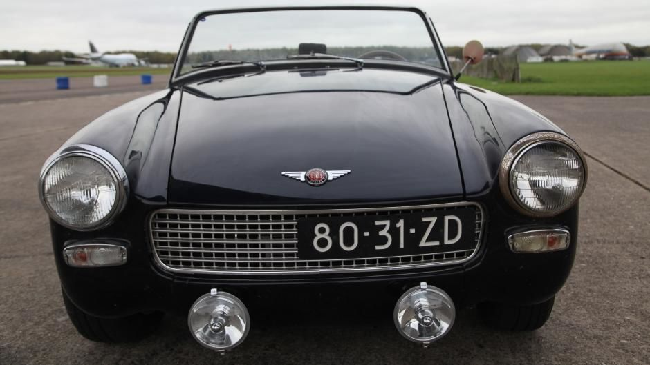 Stirling moss sprite special photos car sos on national for Moss motors used cars airport