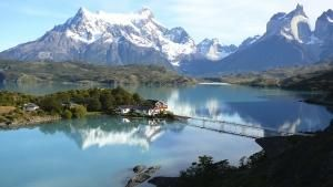Patagonia mozzafiato foto