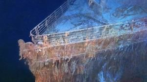 Titanic Shipwreck photo