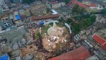 Nepal a pezzi programma