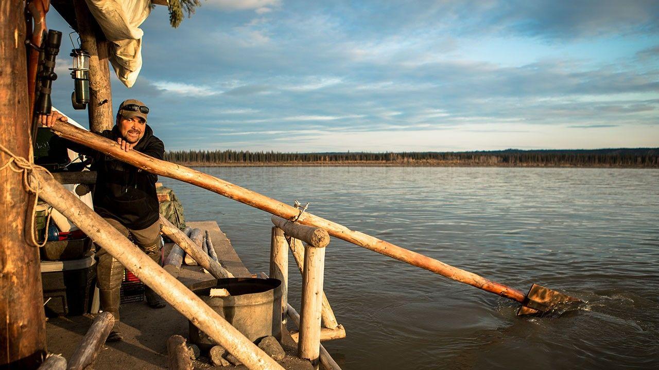 overcoming the perils of canoe lake
