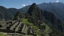 Machu Pichu show
