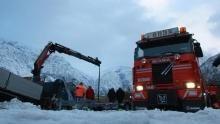 Rescue Teams of Norway show