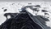 La montagna che uccide programma