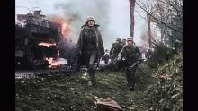 Háború alulnézetben film
