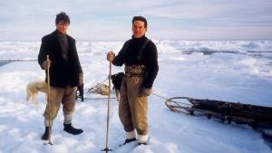 Expedição ao Pólo Sul fotografia