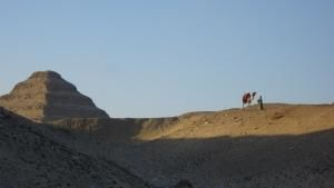 Saving Egypt's Oldest Pyramids photo