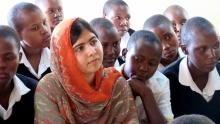 La più giovane Nobel per la Pace programma