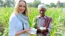 Indická bavlna pořad