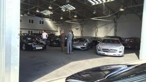 Aston Martin Vantage photo
