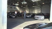 Aston Martin Vantage show