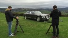 Bentley Mulsanne show