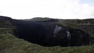 الكوارث الجيولوجية صورة