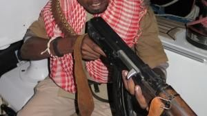 Somali Pirate Hostage Hell photo