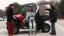 Robot Evolution show