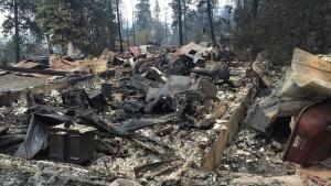 حريق ولاية واشنطن صورة