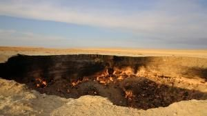 Crater Of Fire photo