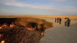 دهانه ی آتش عکس