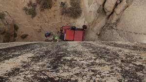 صعود مرگبار یوزمیتی عکس