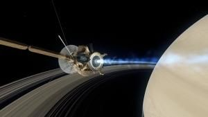 Mission Saturn: Inside The Rings photo