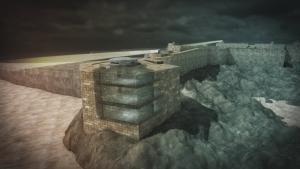 قلعة جزيرة هتلر صورة