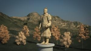 الجيش الصيني الغامض صورة