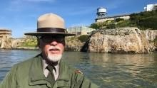 Island of Alcatraz show
