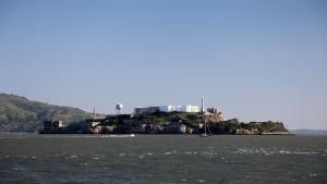 Island of Alcatraz photo