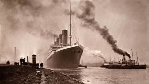 RMS Titanic photo