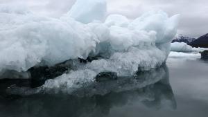 الثلج الشديد صورة