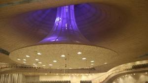 أعظم قاعة حفلات موسيقية في العالم صورة