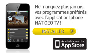 Application Iphone NAT GEO TV