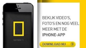 Nat Geo TV app