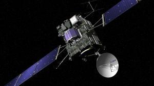 Rosetta Landing Live Event